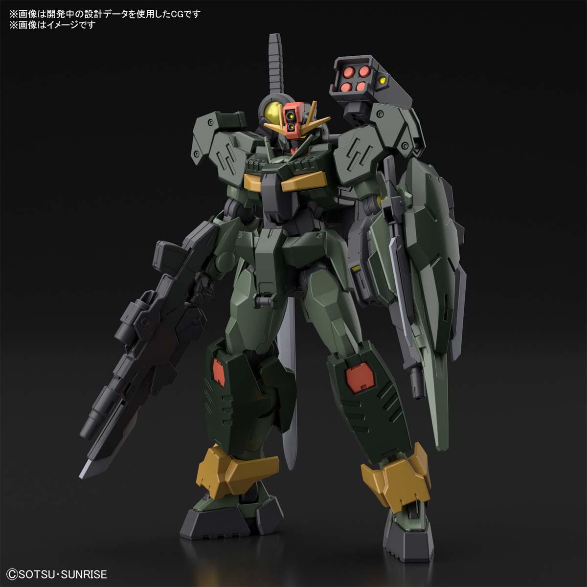 HG 1/144『ガンダムダブルオーコマンドクアンタ』ガンダムブレイカー バトローグ プラモデル-003