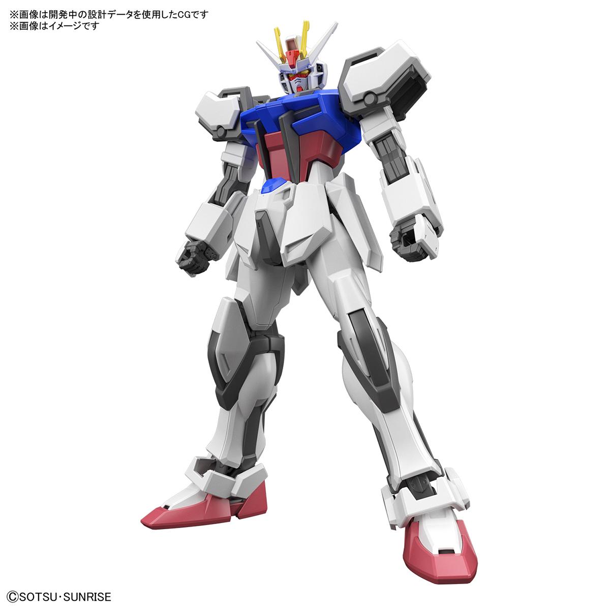 ENTRY GRADE『ストライクガンダム』ガンダムSEED 1/144 プラモデル-001