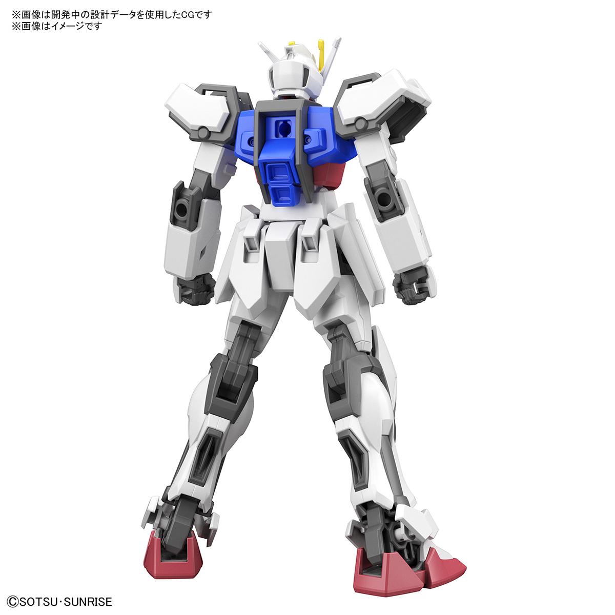 ENTRY GRADE『ストライクガンダム』ガンダムSEED 1/144 プラモデル-002