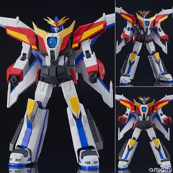 THE合体『ダ・ガーンX』伝説の勇者ダ・ガーン 可変合体フィギュア