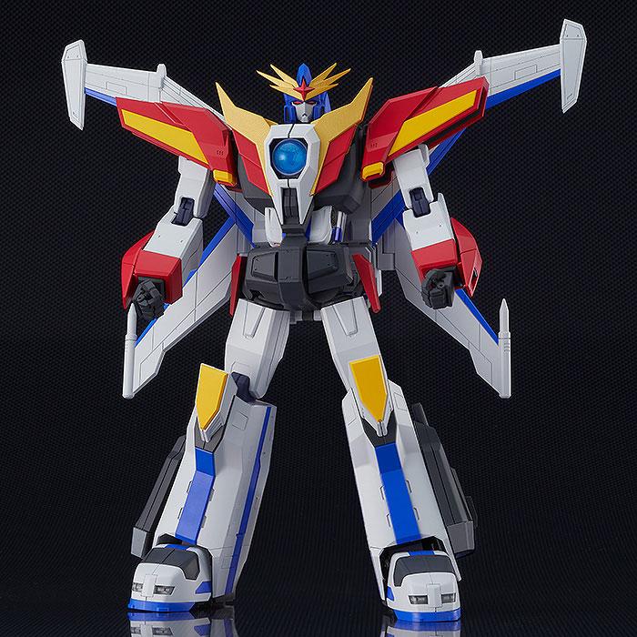 THE合体『ダ・ガーンX』伝説の勇者ダ・ガーン 可変合体フィギュア-001