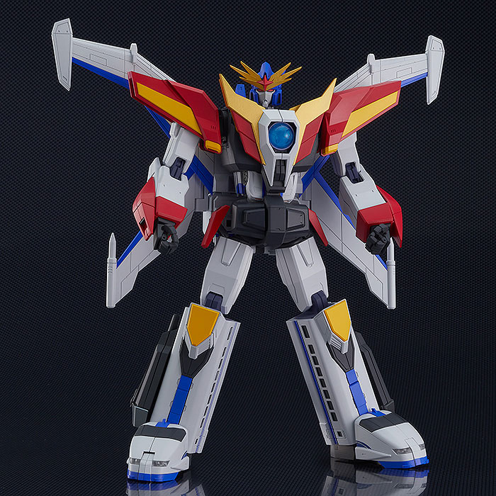THE合体『ダ・ガーンX』伝説の勇者ダ・ガーン 可変合体フィギュア-002