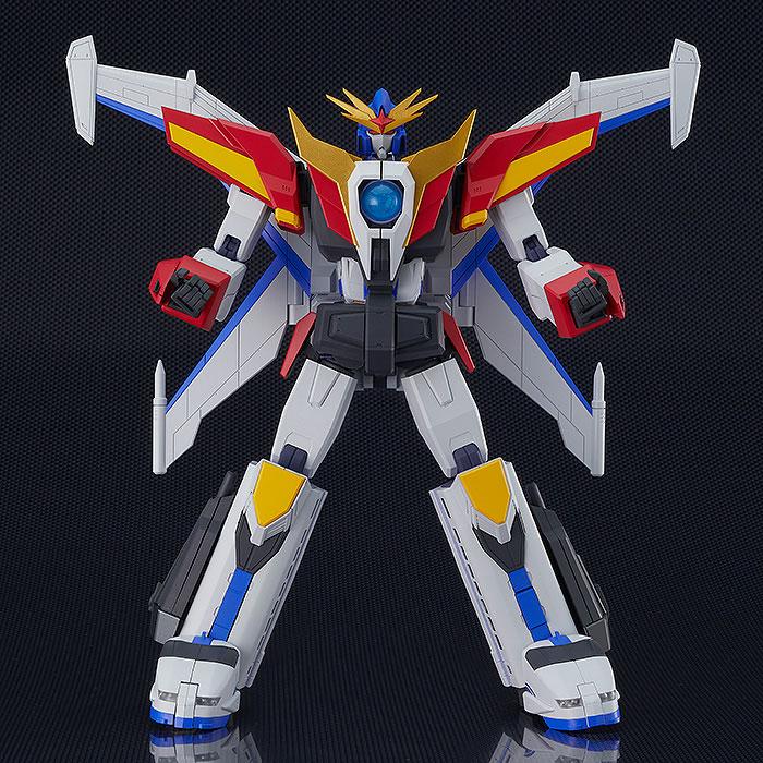 THE合体『ダ・ガーンX』伝説の勇者ダ・ガーン 可変合体フィギュア-003