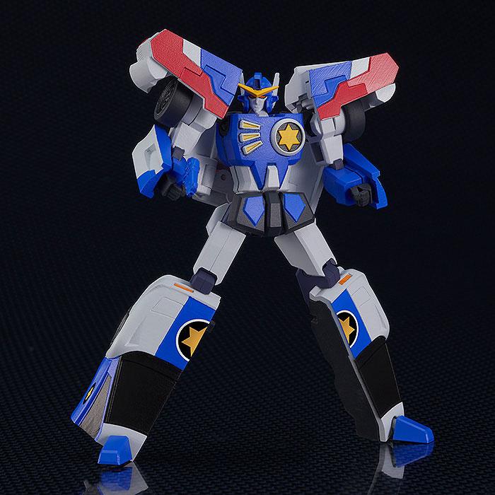 THE合体『ダ・ガーンX』伝説の勇者ダ・ガーン 可変合体フィギュア-004
