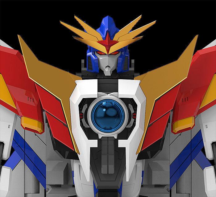 THE合体『ダ・ガーンX』伝説の勇者ダ・ガーン 可変合体フィギュア-010
