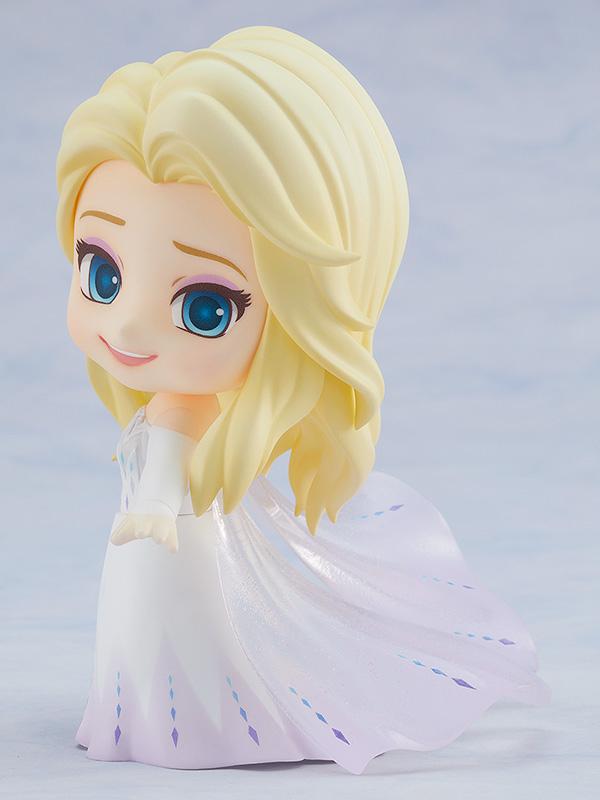 ねんどろいど『エルサ Epilogue Dress Ver.』アナと雪の女王2 デフォルメ可動フィギュア-001