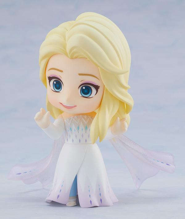 ねんどろいど『エルサ Epilogue Dress Ver.』アナと雪の女王2 デフォルメ可動フィギュア-002