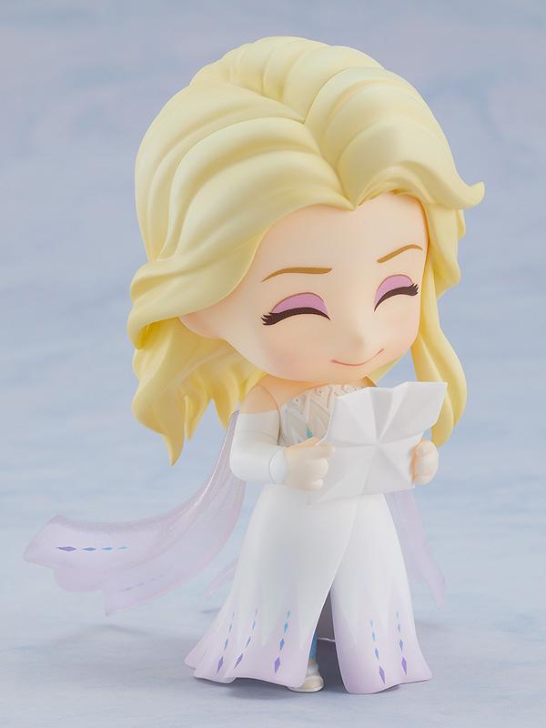 ねんどろいど『エルサ Epilogue Dress Ver.』アナと雪の女王2 デフォルメ可動フィギュア-003