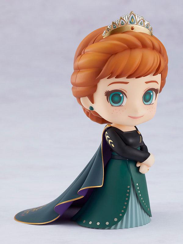 ねんどろいど『エルサ Epilogue Dress Ver.』アナと雪の女王2 デフォルメ可動フィギュア-009