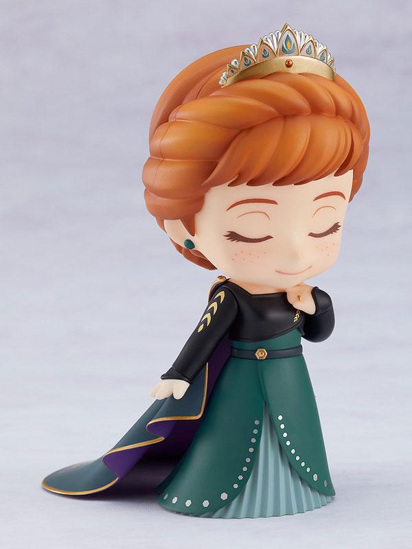 ねんどろいど『エルサ Epilogue Dress Ver.』アナと雪の女王2 デフォルメ可動フィギュア-010