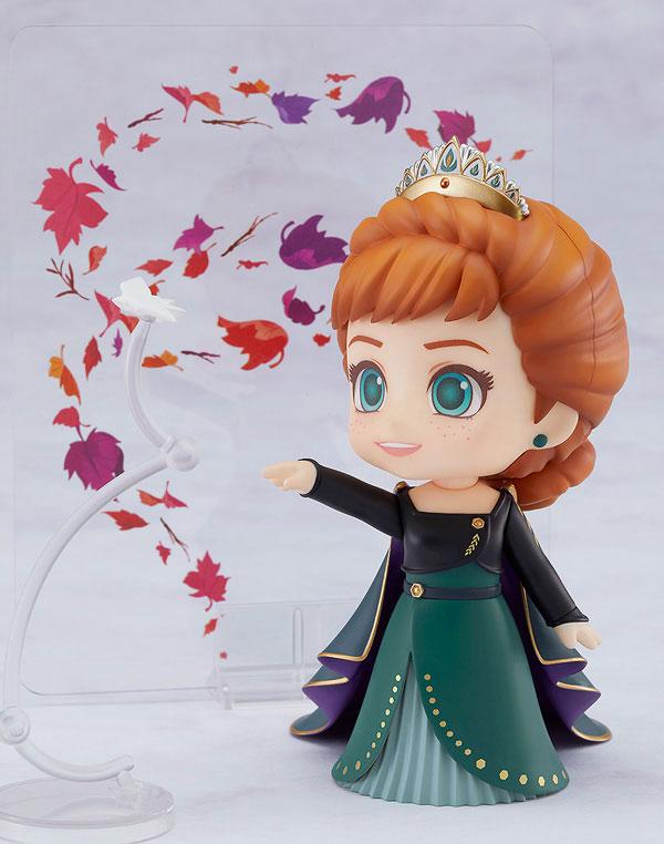 ねんどろいど『エルサ Epilogue Dress Ver.』アナと雪の女王2 デフォルメ可動フィギュア-012