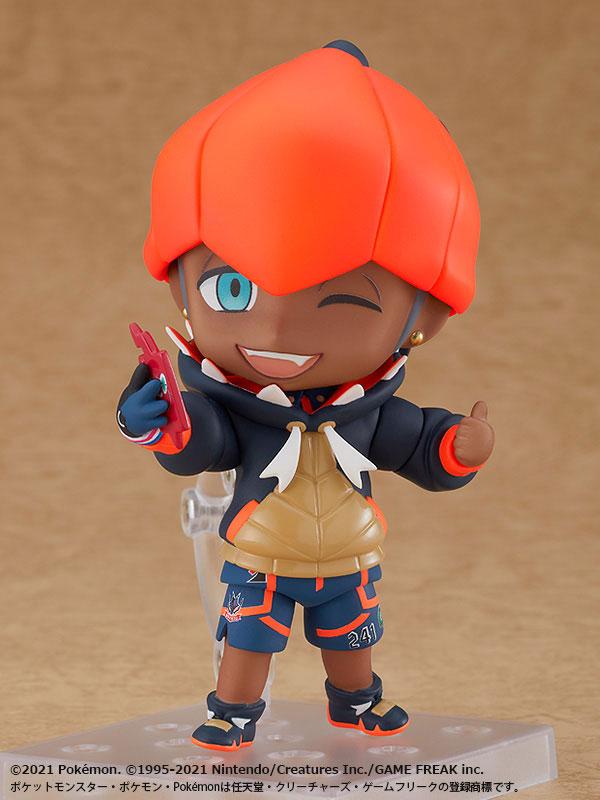 ねんどろいど『キバナ』ポケットモンスター ソード・シールド デフォルメ可動フィギュア-002