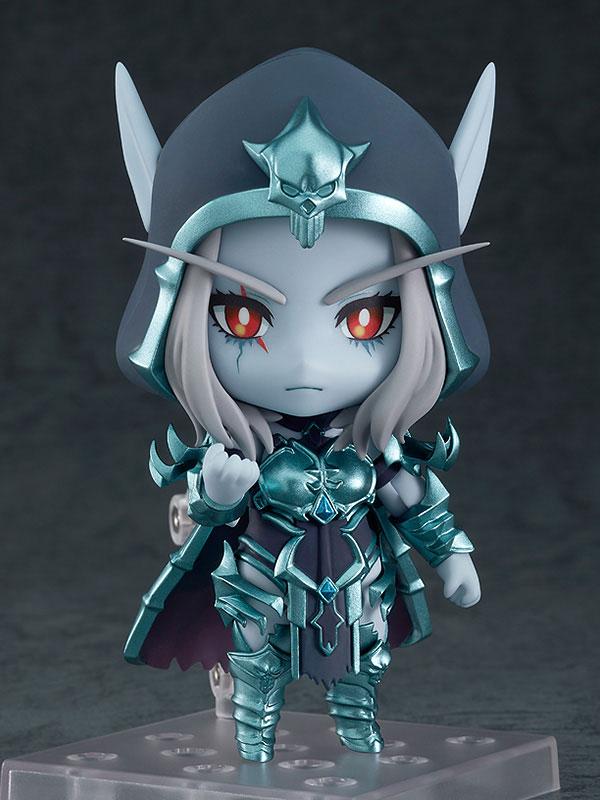 ねんどろいど『シルヴァナス・ウィンドランナー』World of Warcraft デフォルメ可動フィギュア-001