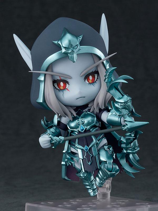 ねんどろいど『シルヴァナス・ウィンドランナー』World of Warcraft デフォルメ可動フィギュア-003
