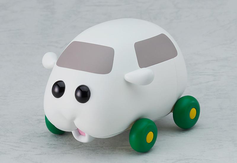 MODEROID『くみたてモルカー ポテト』PUI PUI モルカー プラモデル-008