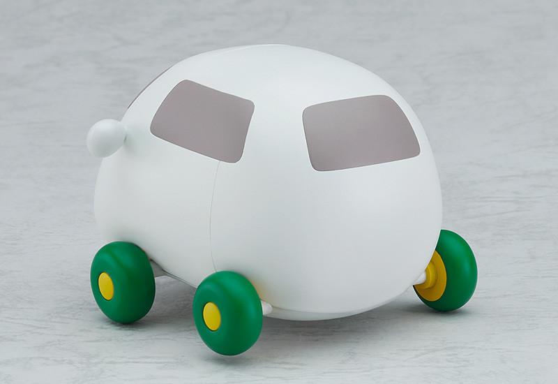 MODEROID『くみたてモルカー ポテト』PUI PUI モルカー プラモデル-009
