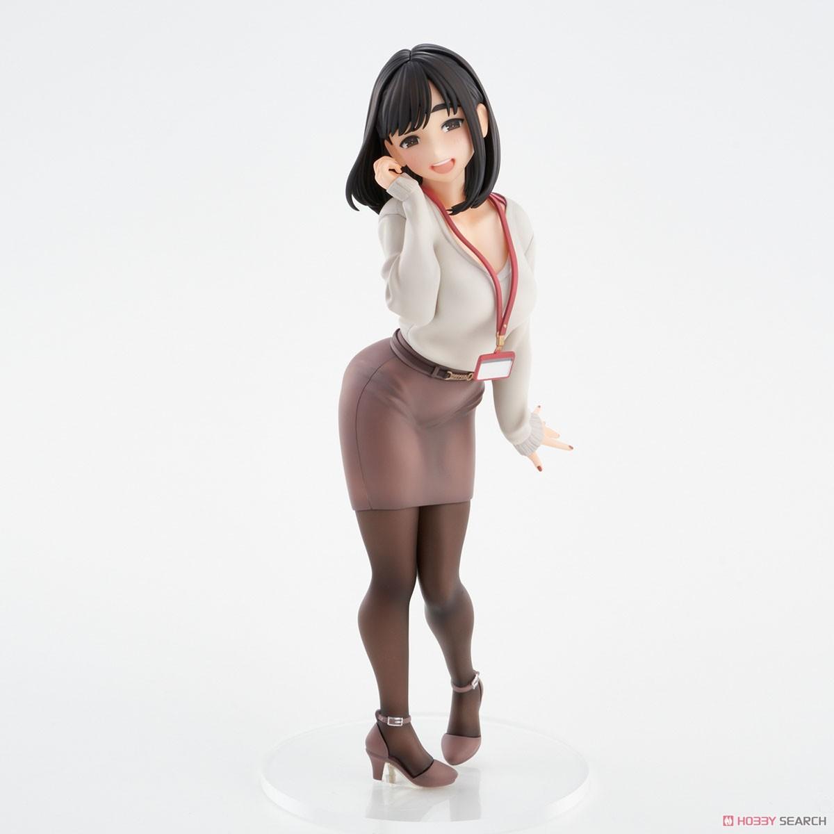 がんばれ同期ちゃん『後輩ちゃん』完成品フィギュア-018