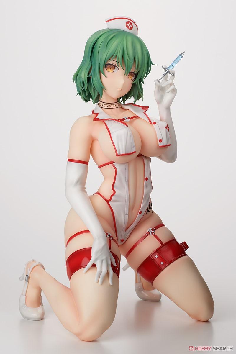 シノビマスター 閃乱カグラ NEW LINK『日影 セクシーナース ver.』1/4 完成品フィギュア-001