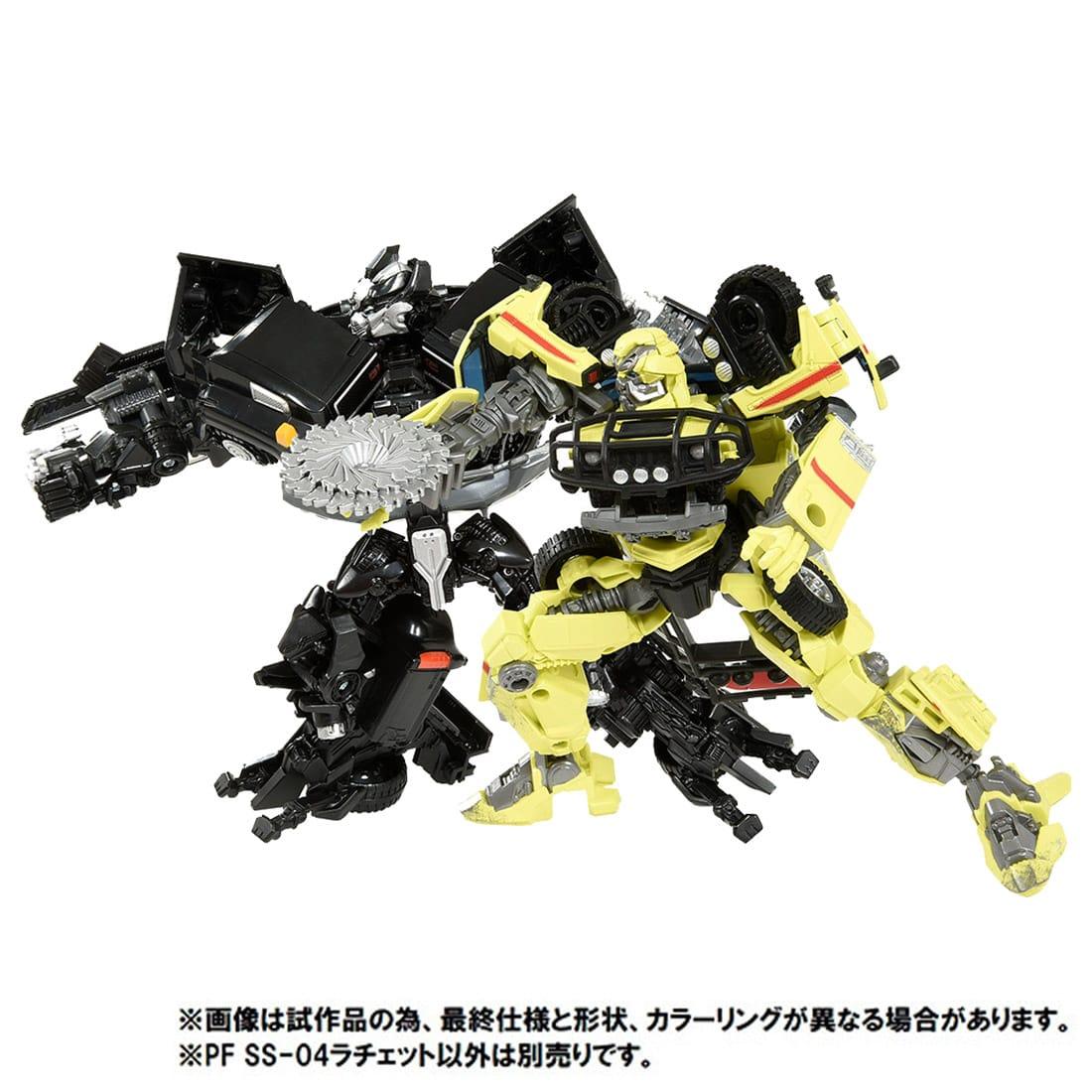トランスフォーマー プレミアムフィニッシュ『PF WFC-04 スタースクリーム』可変可動フィギュア-008