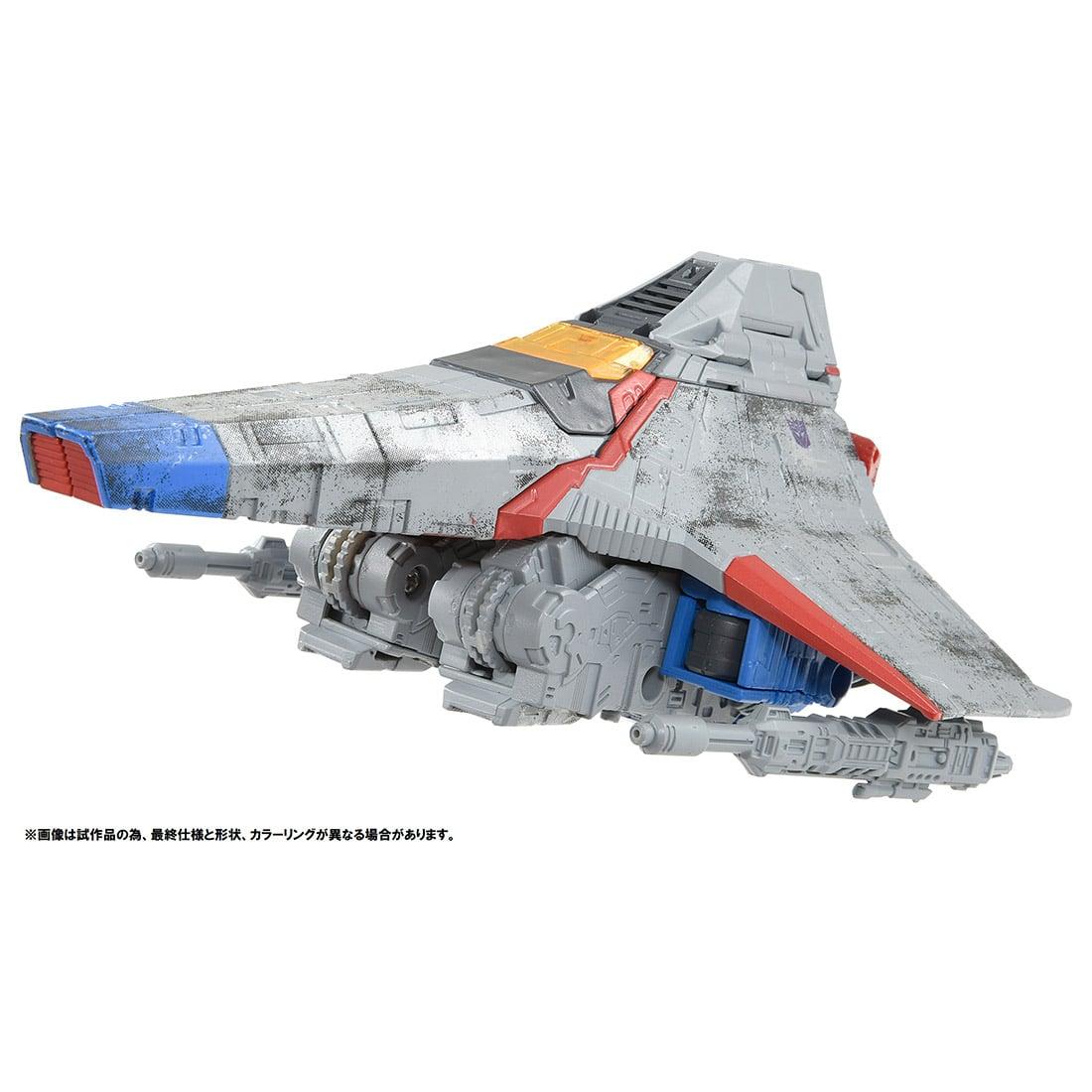 トランスフォーマー プレミアムフィニッシュ『PF WFC-04 スタースクリーム』可変可動フィギュア-006
