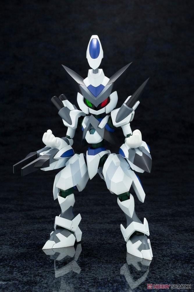 メダロットS『KXK00-M クロスメサイア』1/6 プラモデル-005