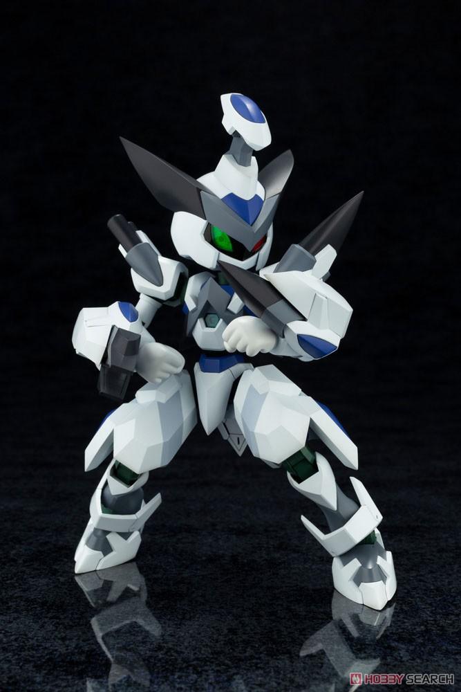 メダロットS『KXK00-M クロスメサイア』1/6 プラモデル-006