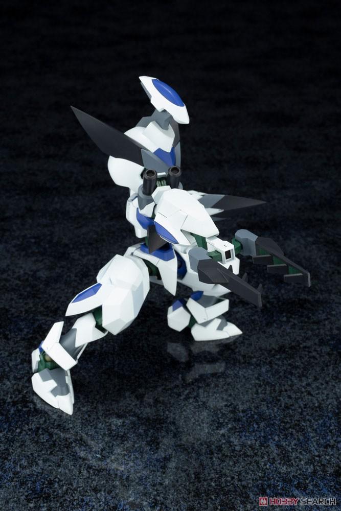 メダロットS『KXK00-M クロスメサイア』1/6 プラモデル-007