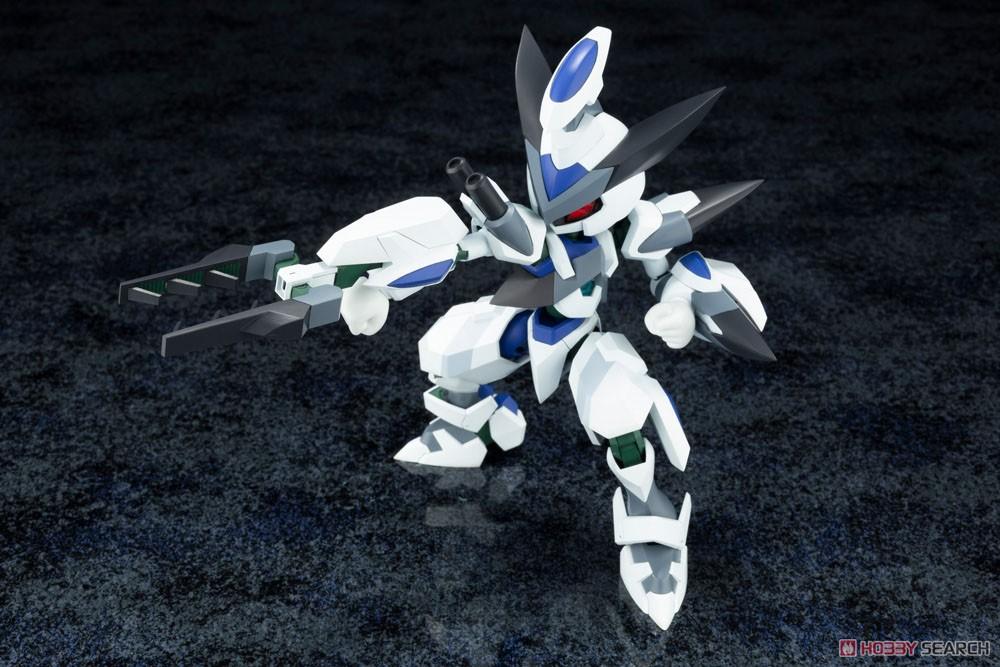 メダロットS『KXK00-M クロスメサイア』1/6 プラモデル-008
