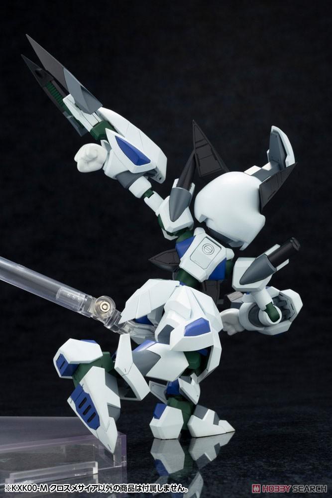 メダロットS『KXK00-M クロスメサイア』1/6 プラモデル-009