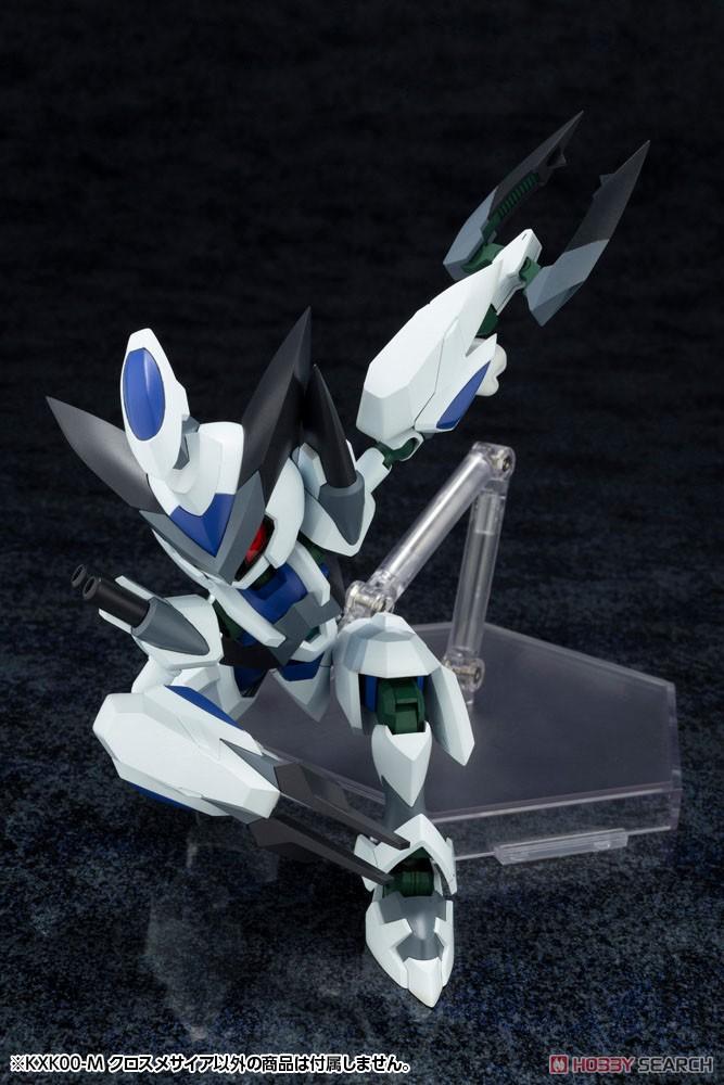メダロットS『KXK00-M クロスメサイア』1/6 プラモデル-010