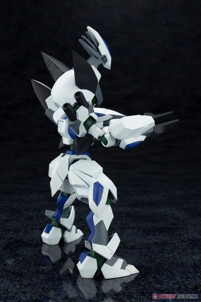 メダロットS『KXK00-M クロスメサイア』1/6 プラモデル-012