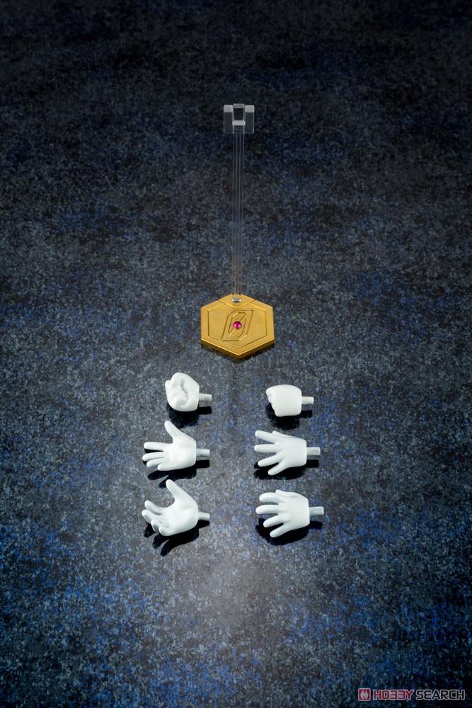 メダロットS『KXK00-M クロスメサイア』1/6 プラモデル-014