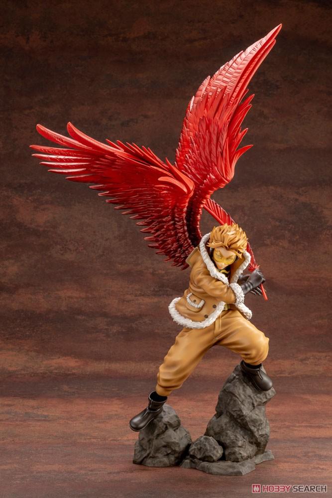 ARTFX J『ホークス』僕のヒーローアカデミア 1/8 完成品フィギュア-002
