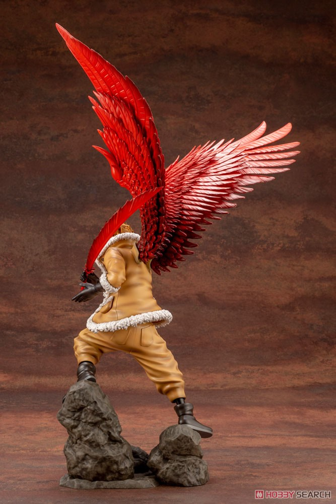 ARTFX J『ホークス』僕のヒーローアカデミア 1/8 完成品フィギュア-005