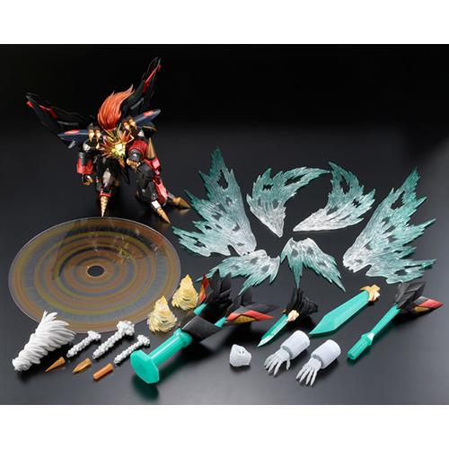 【限定販売】AMAKUNI機神『ジェネシックガオガイガー オプションパーツセット』可動フィギュアパーツ
