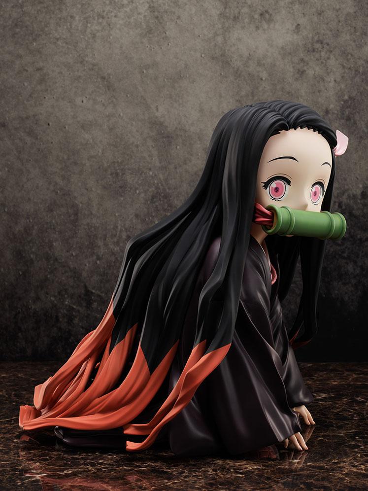 【限定販売】鬼滅の刃『箱入り禰豆子 びっぐさいずフィギュア』完成品フィギュア-008