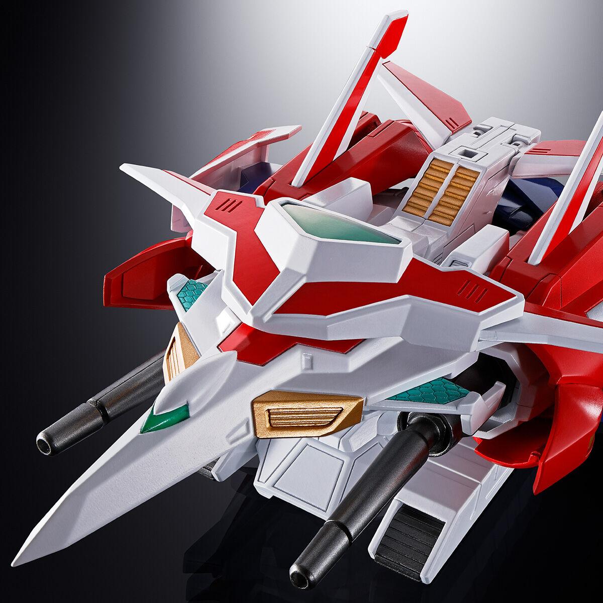 【限定販売】超合金魂『GX-96X Gアームライザー』ゲッターロボ號 可動フィギュア-001