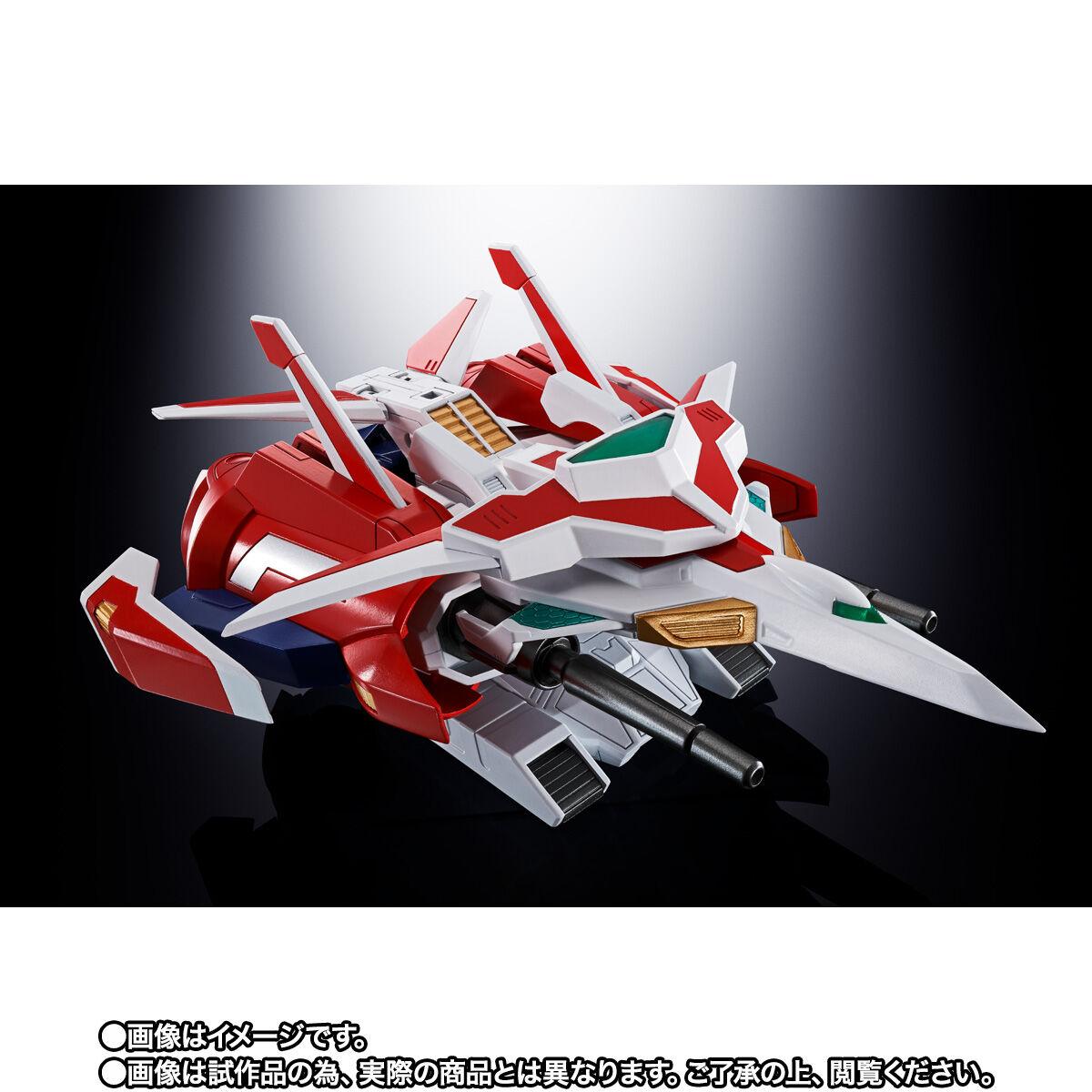 【限定販売】超合金魂『GX-96X Gアームライザー』ゲッターロボ號 可動フィギュア-003