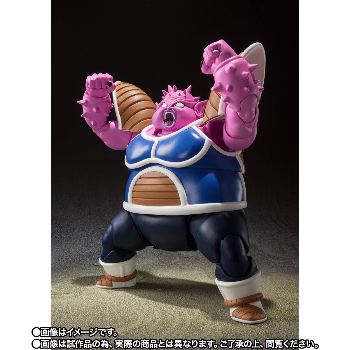 【限定販売】S.H.Figuarts『ドドリア』ドラゴンボールZ 可動フィギュア-005