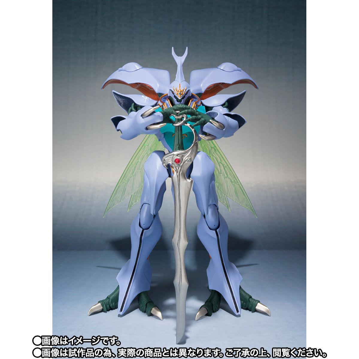 【限定販売】ROBOT魂〈SIDE AB〉『サーバイン(AURA FHANTASM)』可動フィギュア-002