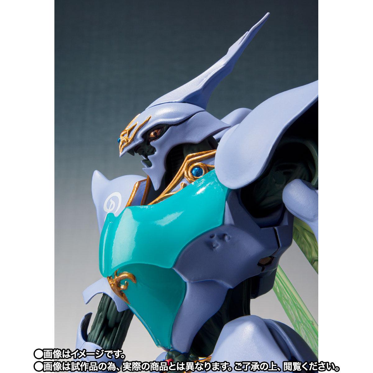 【限定販売】ROBOT魂〈SIDE AB〉『サーバイン(AURA FHANTASM)』可動フィギュア-005