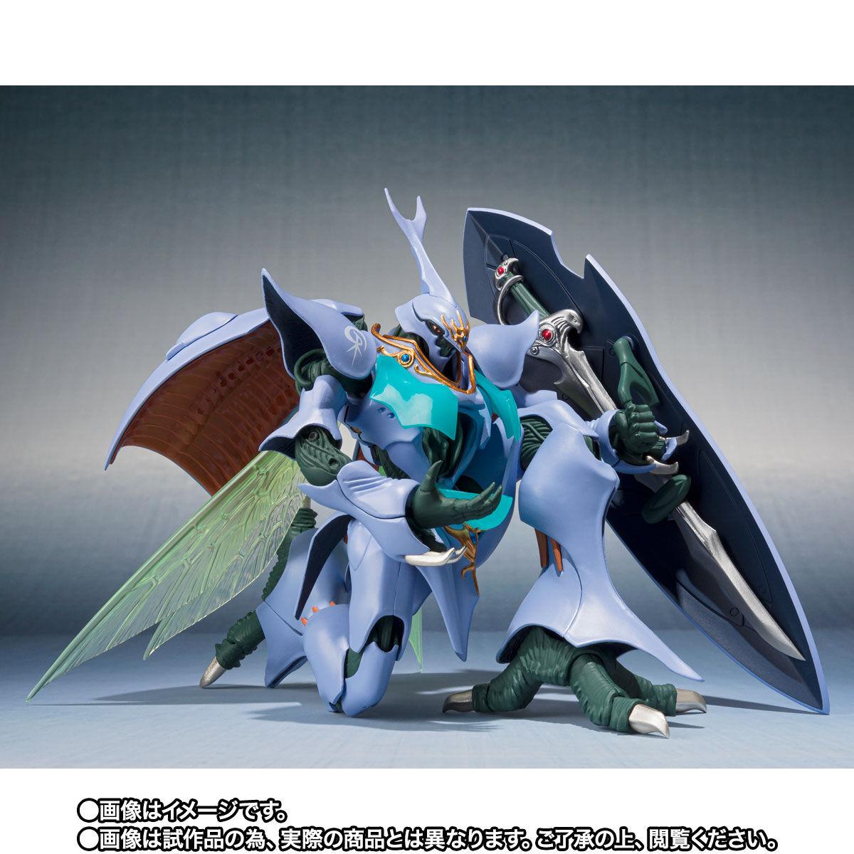【限定販売】ROBOT魂〈SIDE AB〉『サーバイン(AURA FHANTASM)』可動フィギュア-008
