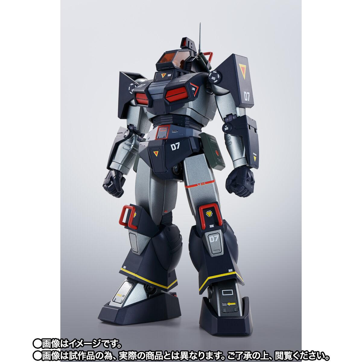 【限定販売】HI-METAL R『ダグラム & インステッド 40th Anniv.』太陽の牙ダグラム 可動フィギュア-002