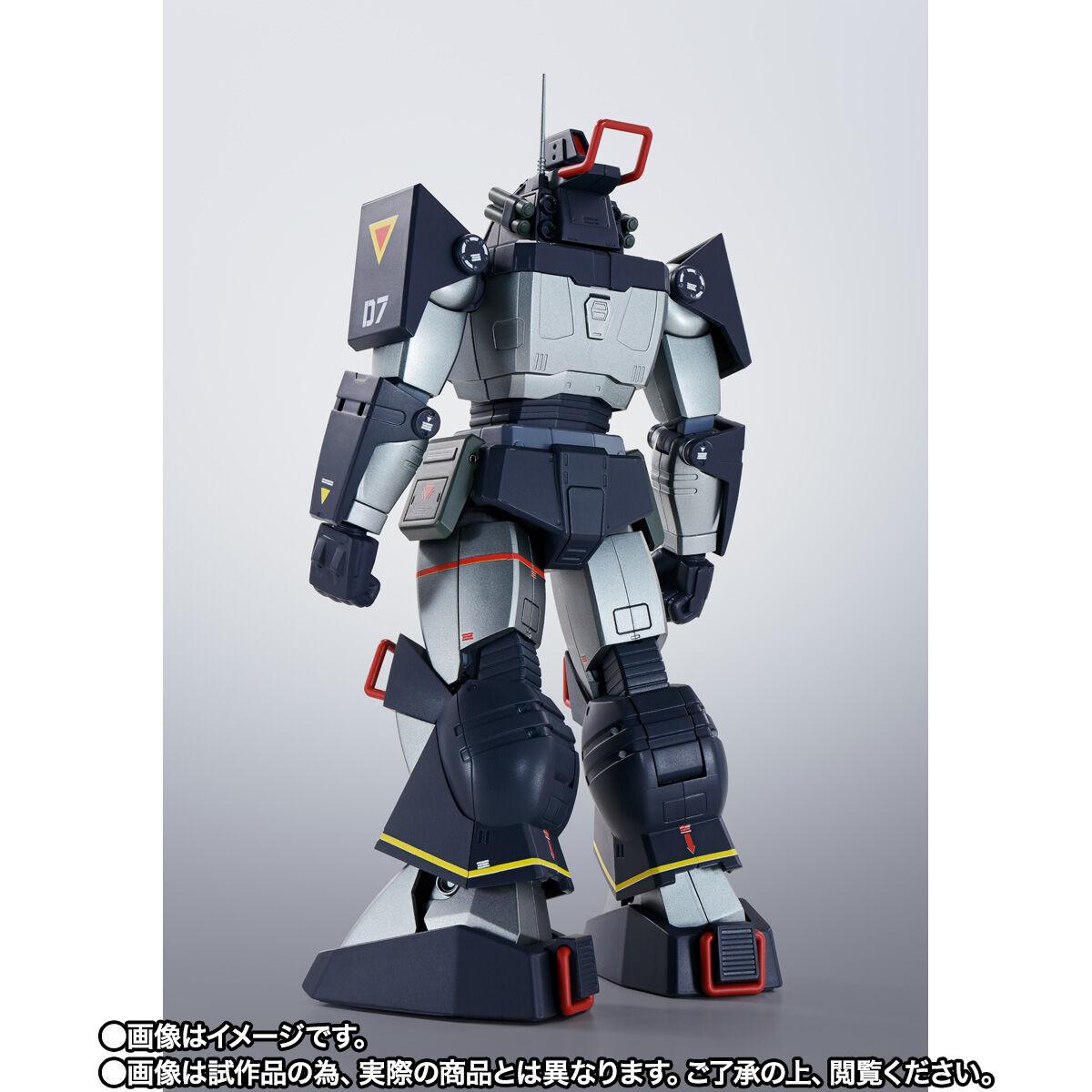 【限定販売】HI-METAL R『ダグラム & インステッド 40th Anniv.』太陽の牙ダグラム 可動フィギュア-003