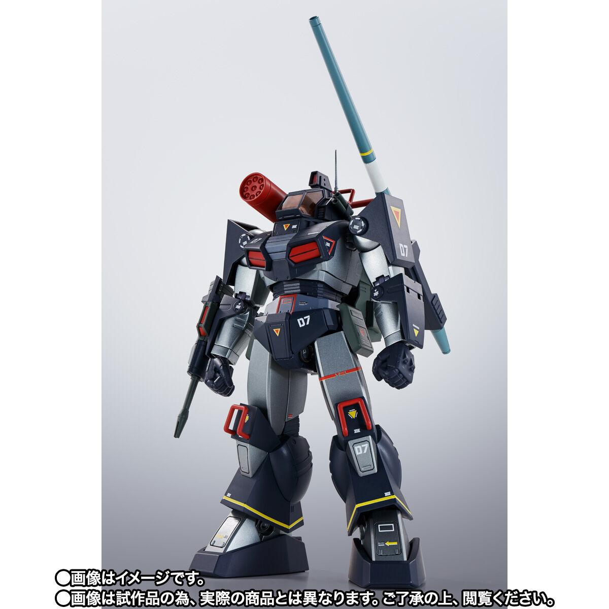 【限定販売】HI-METAL R『ダグラム & インステッド 40th Anniv.』太陽の牙ダグラム 可動フィギュア-004