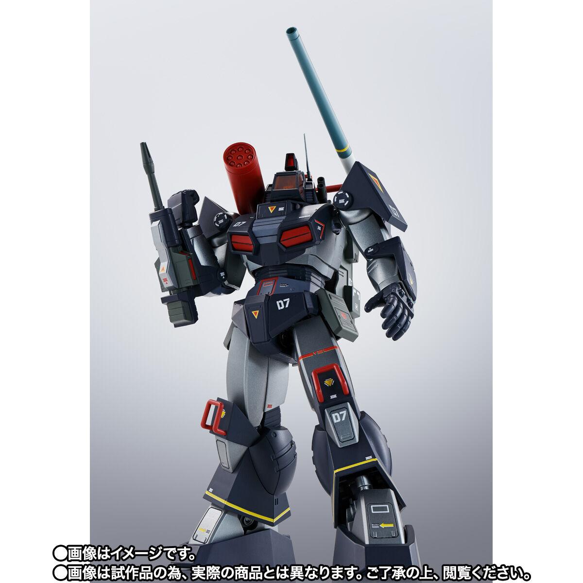 【限定販売】HI-METAL R『ダグラム & インステッド 40th Anniv.』太陽の牙ダグラム 可動フィギュア-010
