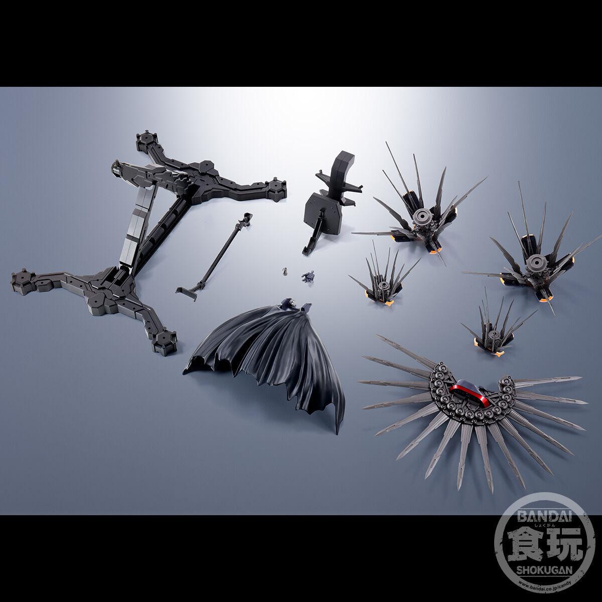 【限定販売】【食玩】SMP ALTERNATIVE DESTINY『ガンバスター ∞スーパーイナズマキックセット』トップをねらえ! プラモデル-010