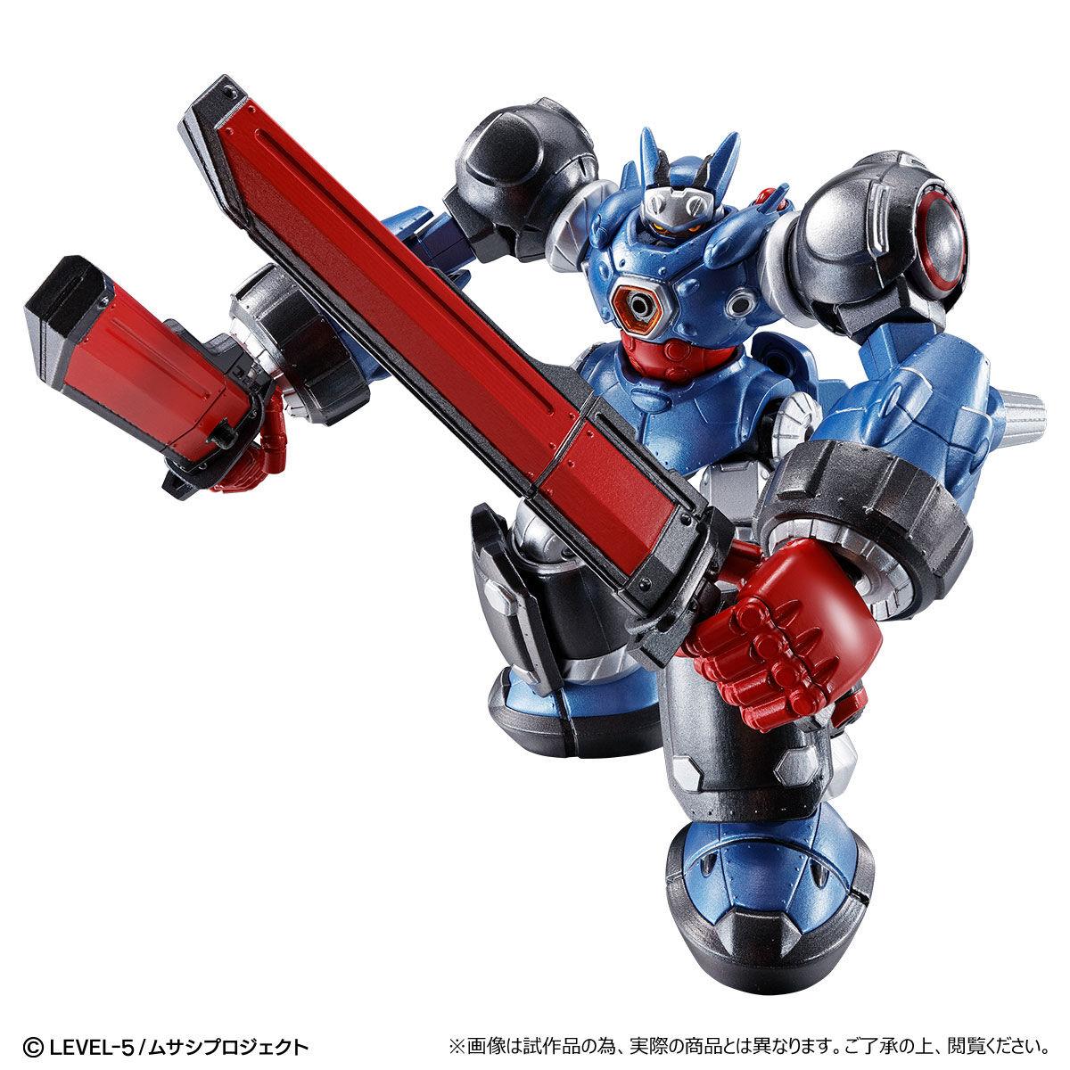【限定販売】超弩級シリーズ『メガトン級ムサシ』可動フィギュア-005