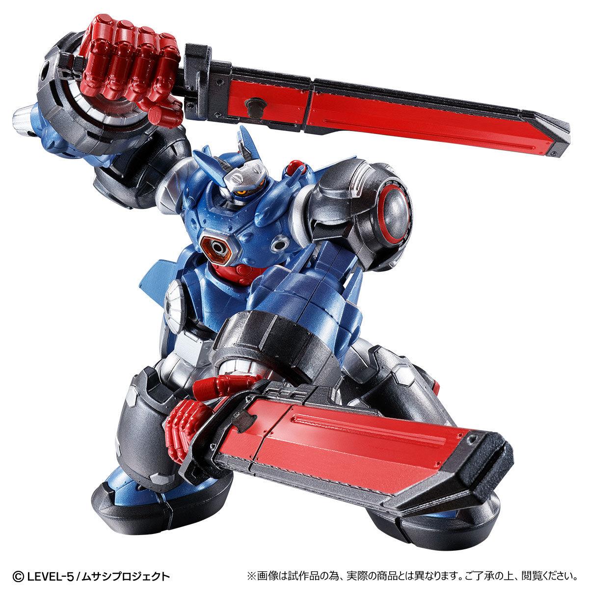 【限定販売】超弩級シリーズ『メガトン級ムサシ』可動フィギュア-006