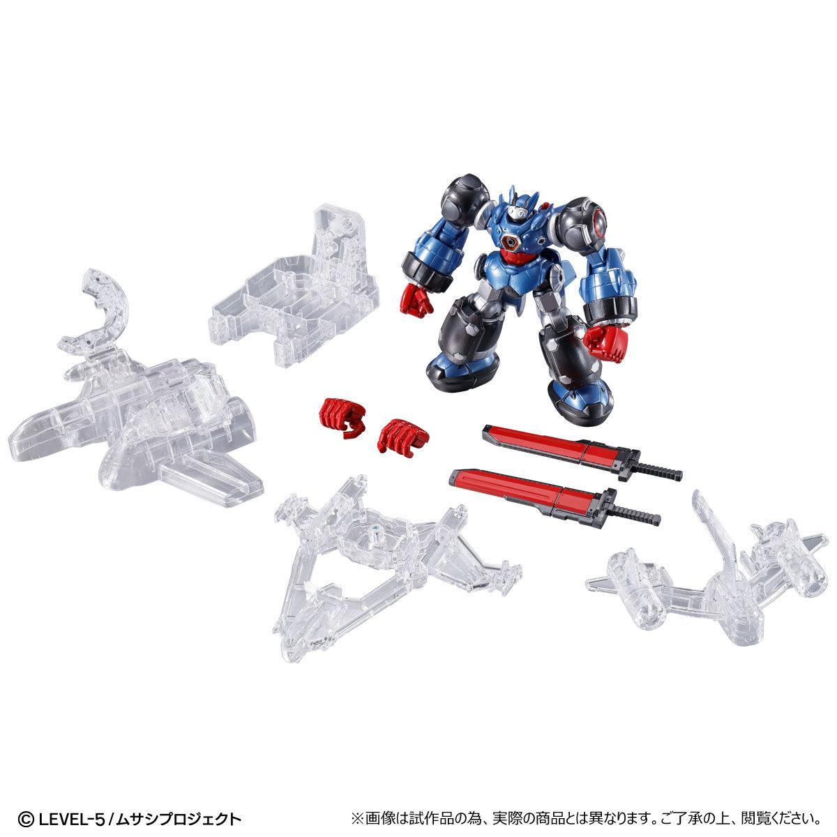 【限定販売】超弩級シリーズ『メガトン級ムサシ』可動フィギュア-009